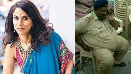 Shobhaa De's tweet changed my life Says Obese MP cop Daulatram Jogewat
