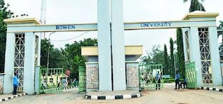Bowen University Sacks 127 Workers