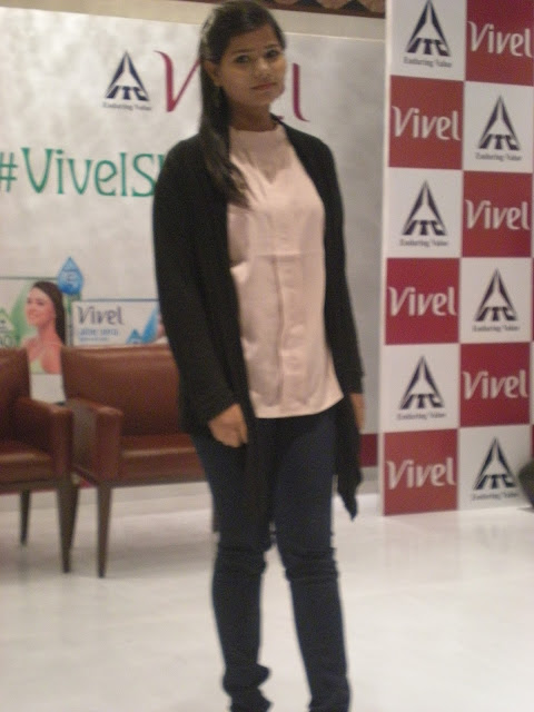 ITC Vivel Skin Love Bloggers Meet