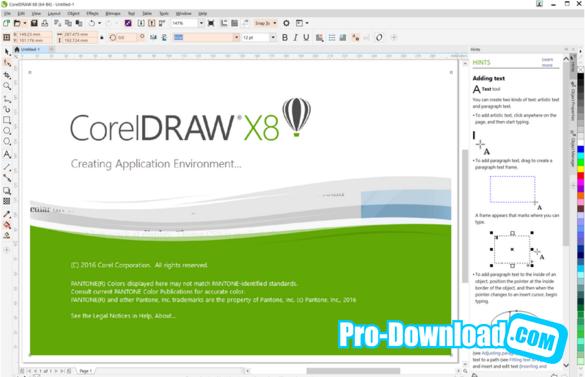 CorelDraw Graphics Suite X8 Full Crack | Tips Health