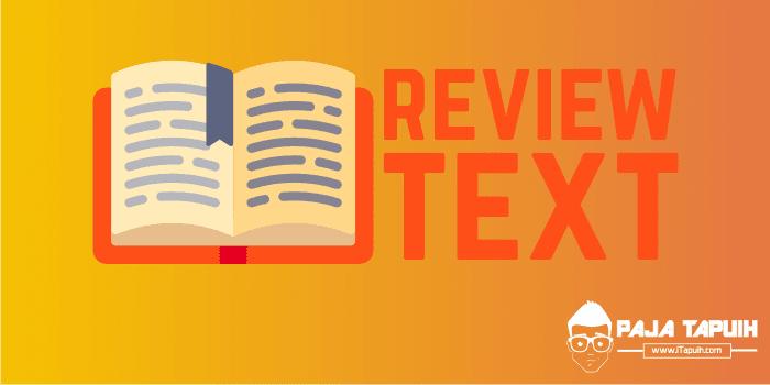 10 Contoh Soal Review Text dan Kunci Jawaban Terbaru