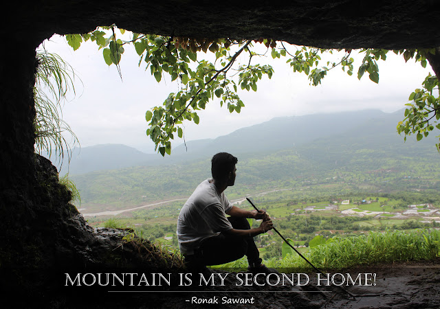Cover Photo: Mountain is my second home! - Ronak Sawant