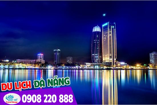 Những điểm du lịch Đà Nẵng về đêm được giới trẻ yêu thích