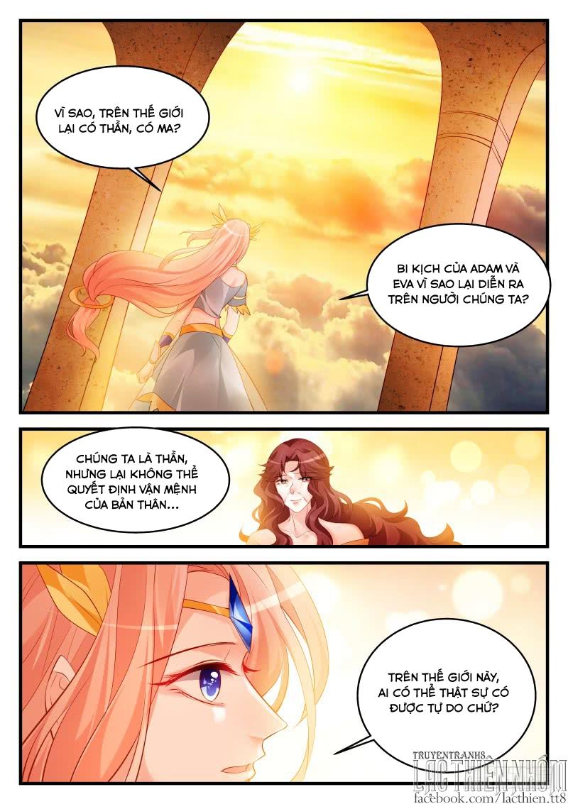 Dạy Bảo Ma Vương Lão Công chap 206 - Trang 8