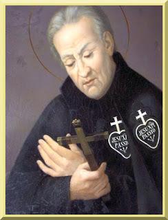 Saint Paul of the Cross - PD-1923