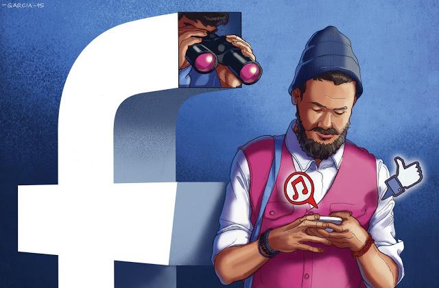 Внимание, мошенники! Не добавляйте этих людей в друзья на Facebook!