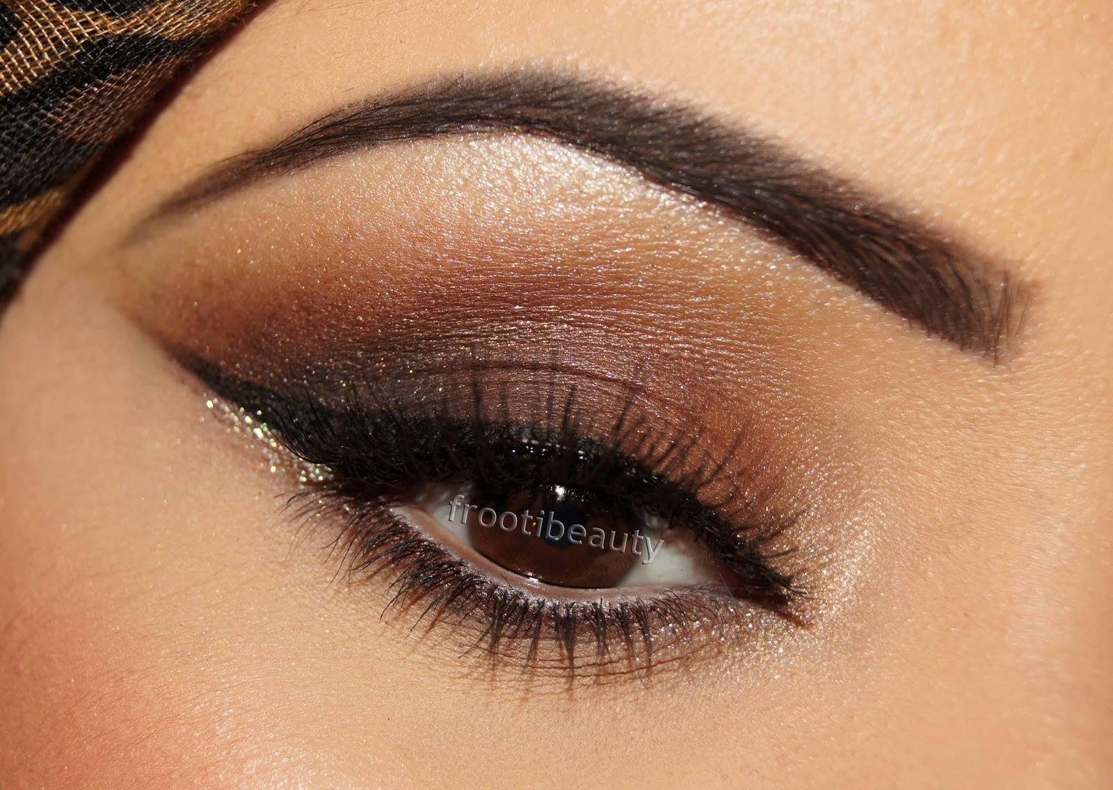 то, макияж в картинках коричневые тени карьере модели пышногрудая