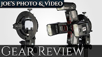 Neewer Photography S-Type Bracket & Four Speedlite Adapter Kit | Gear Review