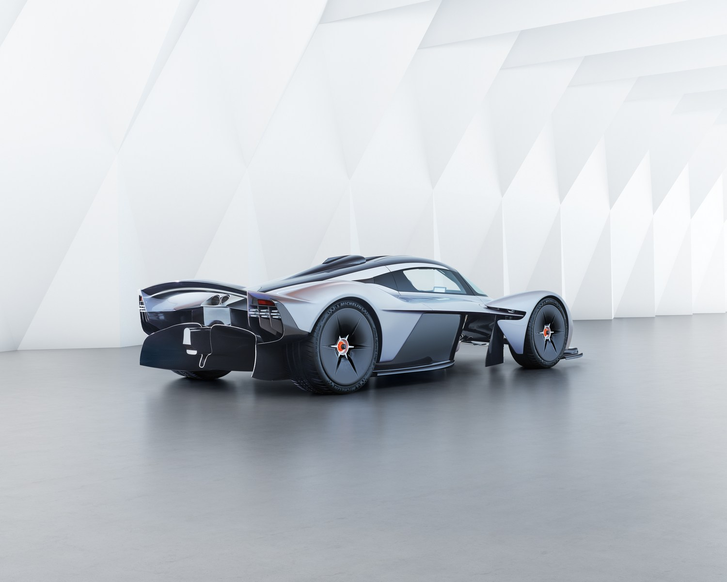 Aston Martin Unveils Updated Valkyrie With Improved