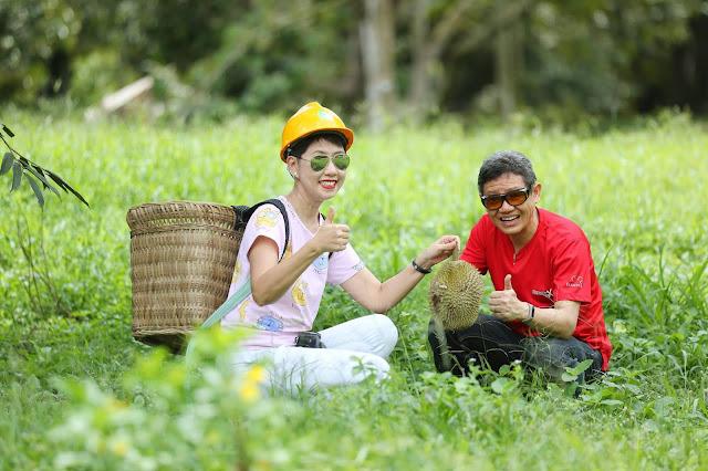 Raub Pahang Durian Farm