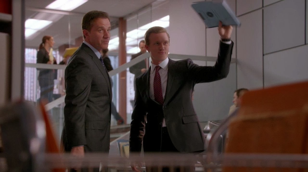 White Collar - 5.02 - Out of the Frying Pan - Recap / Review ...