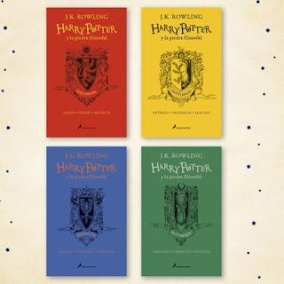 Harry Potter y la Piedra Filosofal Ed. 20° Aniversario