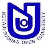 Professor post at Netaji Subhas Open University (NSOU), Kolkata Last Date: 6th March 2020