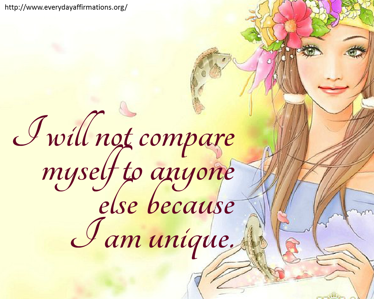 Teen Wallpapers For Girls 5 Affirmations For Every Woman To Say Every Day Everyday