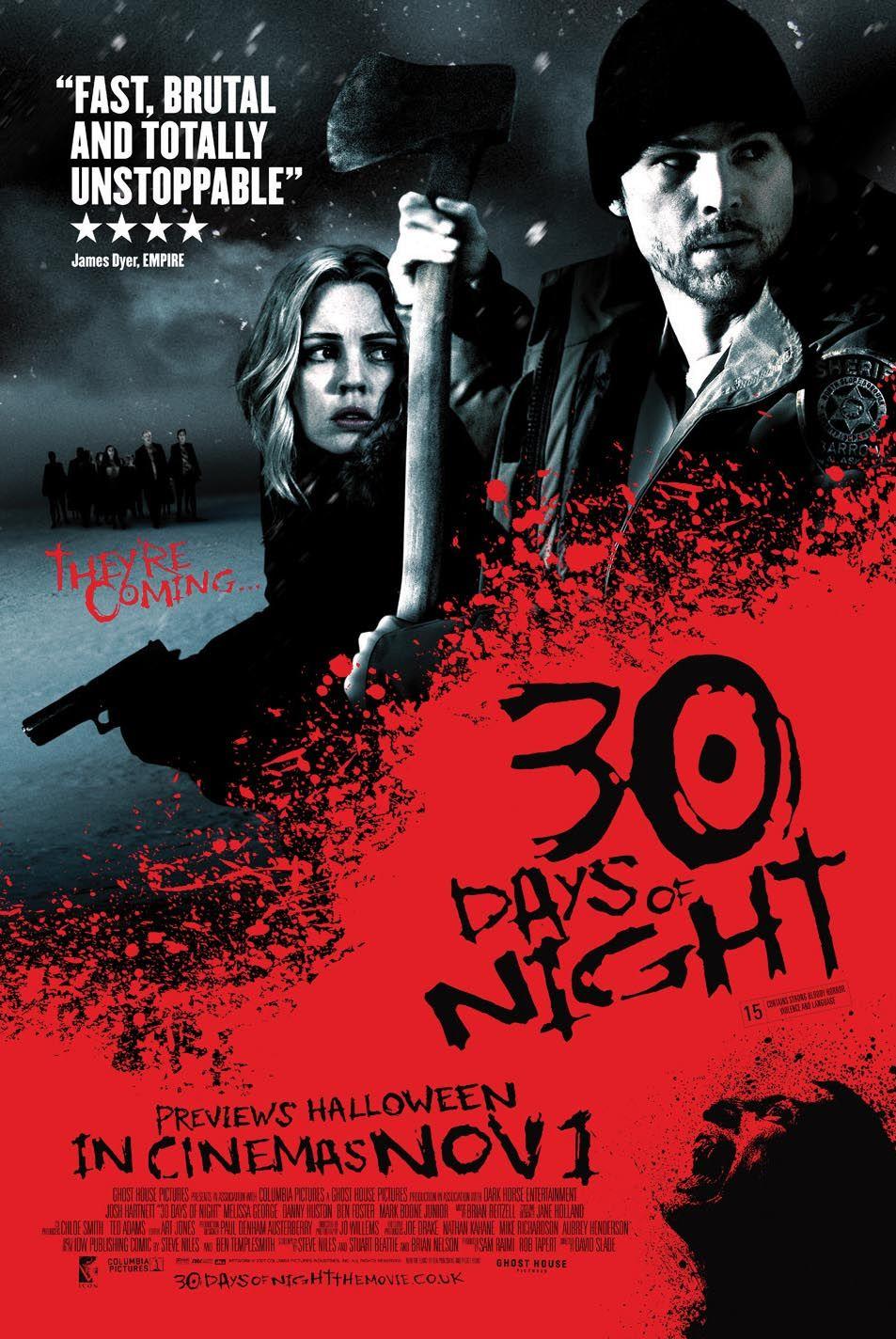 30 Days of Night (2007) ταινιες online seires oipeirates greek subs