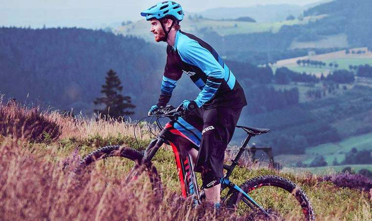 lesiones bicicleta, cuidado salud