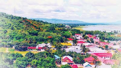 View Benteng Otanaha