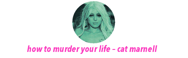 How to murder your life, Cat Marnell