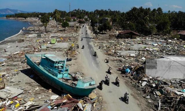 Ilmuwan Dunia Temukan Petunjuk Penyebab Gempa-Tsunami Palu