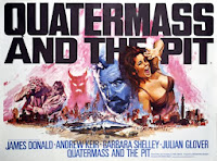 Quatermass And The Pit poster