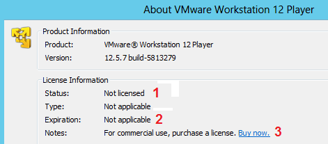 VMware: player vs workstation diferencias