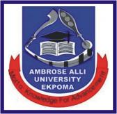 AAU Part-Time Degree Admission Form