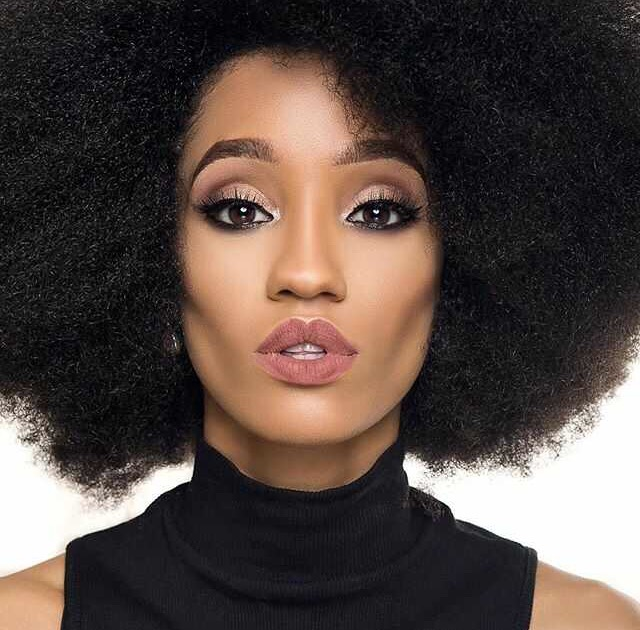 9ja Braids Incredible Dija Is The New Face Of Nigerian Makeup