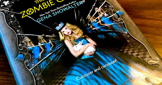 Through the Zombie Glass by Gena Showalter