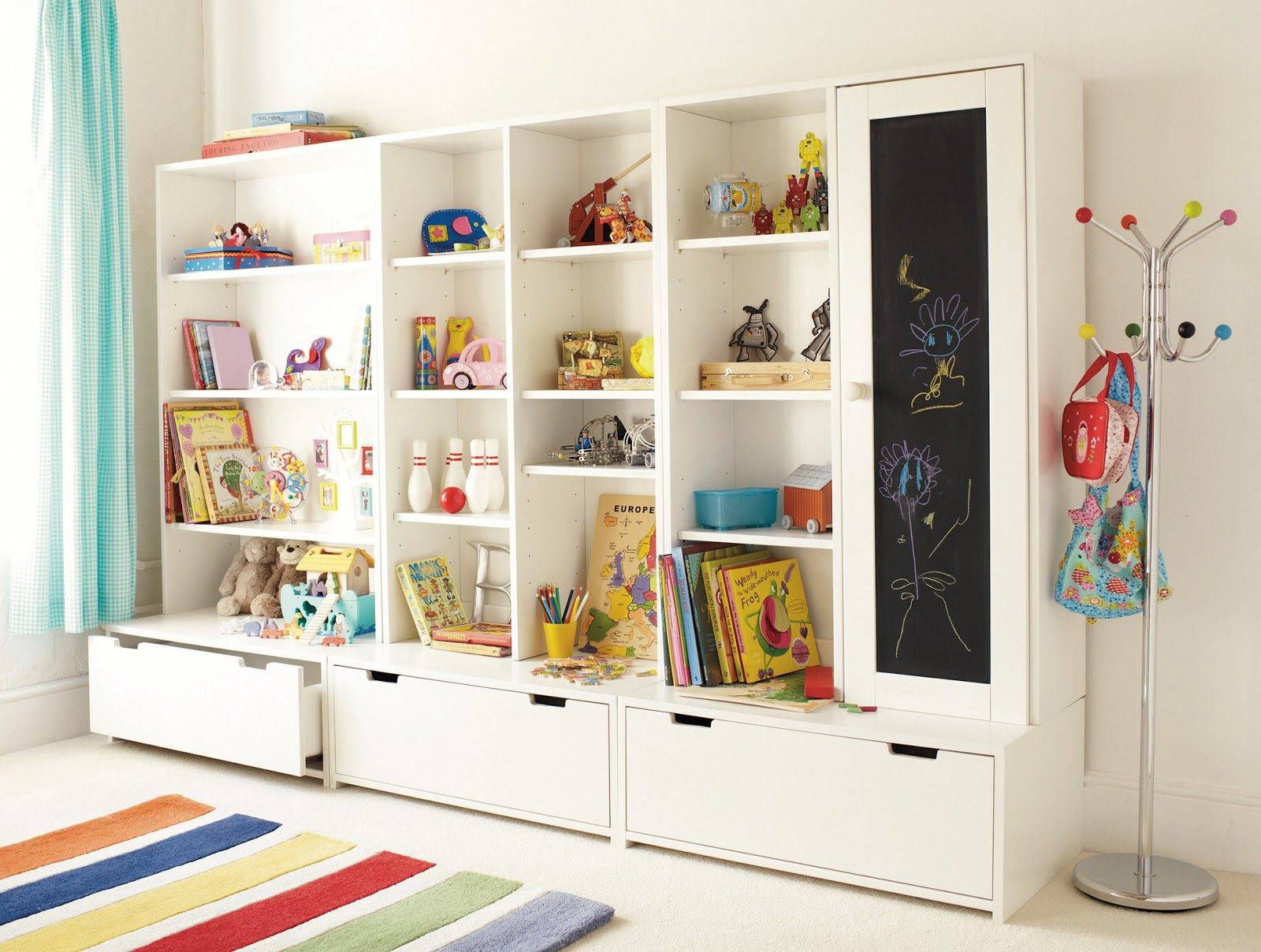 Live With What You Love Cool Toy Storage Totes Ideas