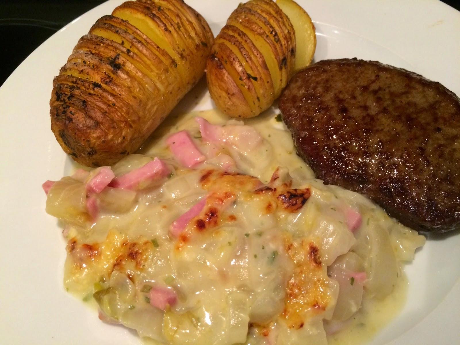 witlof uit de oven zonder ham