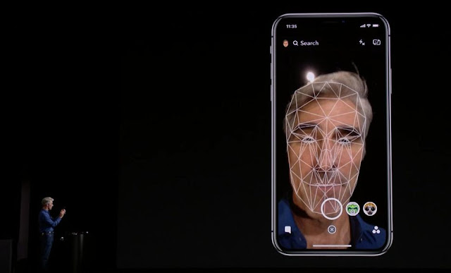 Os fabricantes de telefones com Android querem copiar o Face ID do iPhone X, mas não é tão fácil.