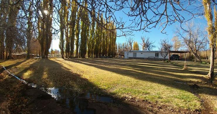 VENDO PROPIEDAD DE 5000 m2 EN BARREAL, SAN JUAN, ARGENTINA.