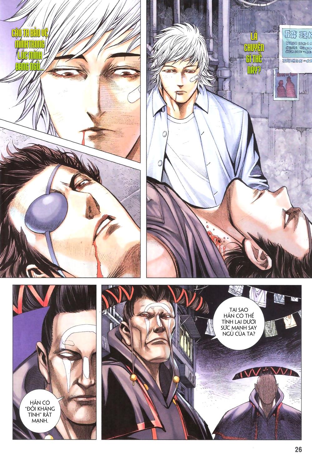 Đại Quân Phiệt chap 9 trang 26
