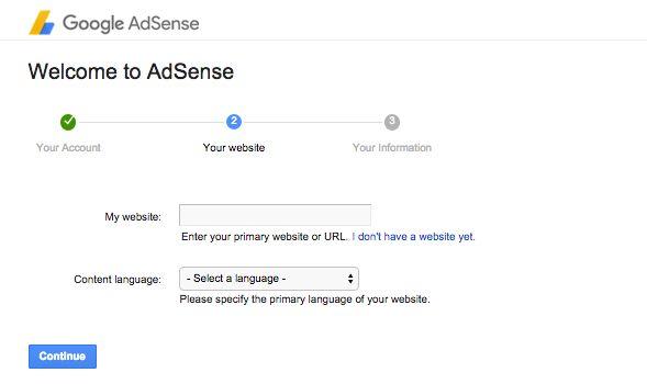 Temukan Cara Buat Akun Google Adsense Terbaru