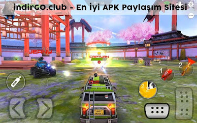 overload online car battle hile apk
