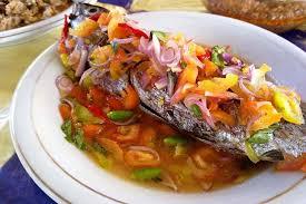 Resep Makanan Ikan Bakar khas kota Papua