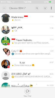 BBM Mod MIUI 7 2.12.0.11
