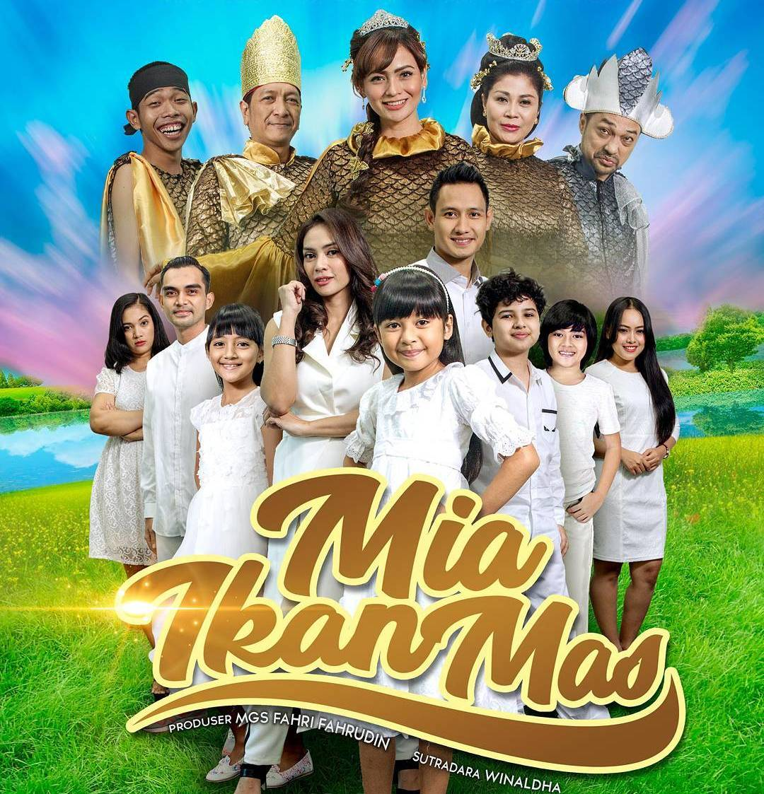 Lirik Lagu OST Soundtrack Mia Ikan Mas MNCTV (3C - Putri ...