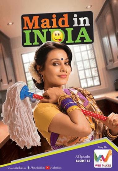 Maid In India 2019 Full Hindi Episode Download HDRip 720p