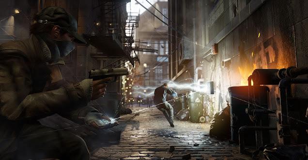 WatchDogs Gameplay and Screenshots