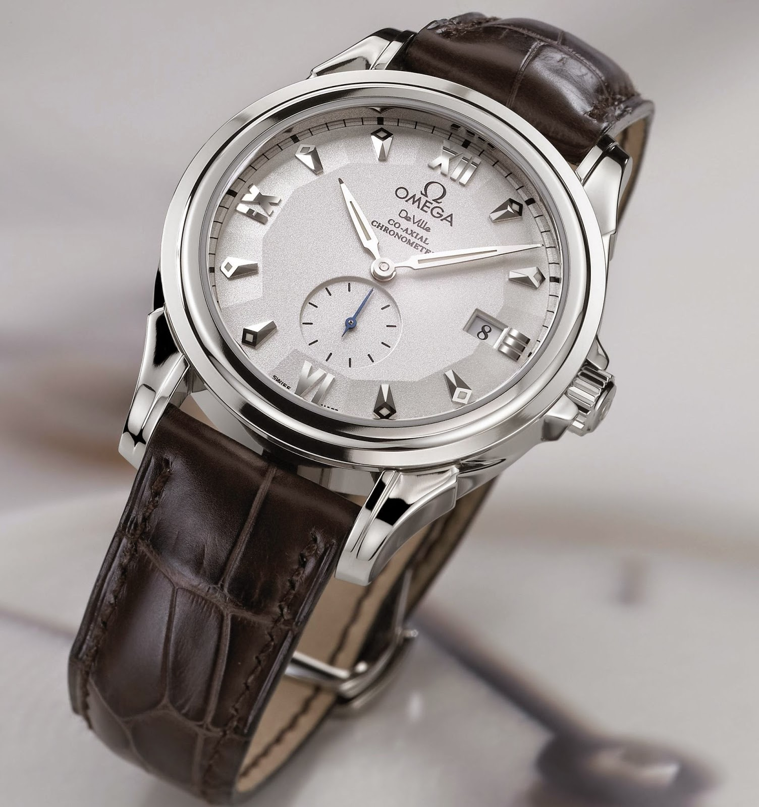 Omega De Ville Co-Axial Small Seconds watch