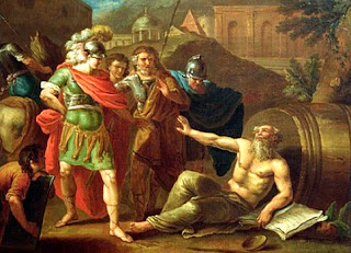 O Cinismo de Diógenes de Sínope