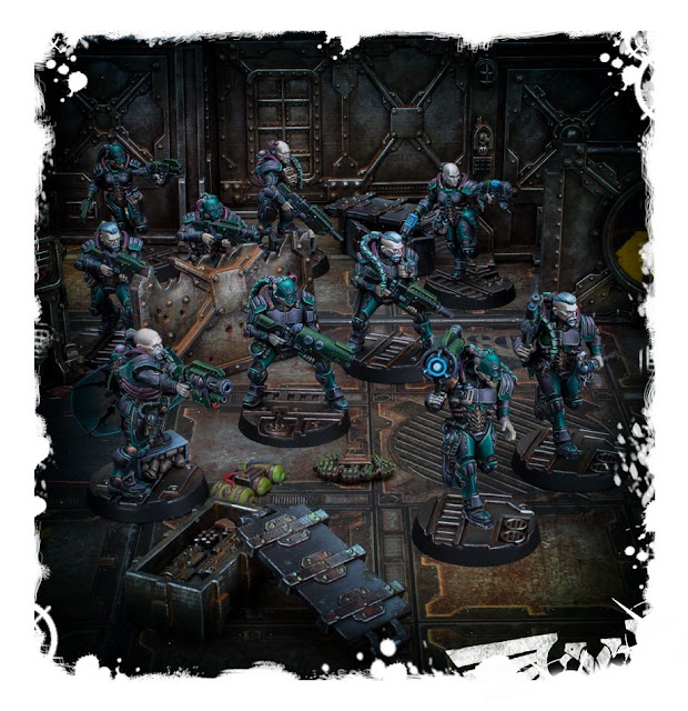 Element Games: New Necromunda Van Saar Gang