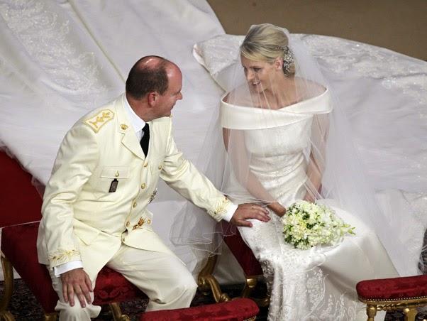 053049734 EXH00 - Casamento Real - Principe Alberto ♥ Charlene Wittstock