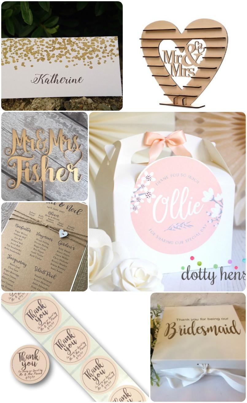 Wedding Planning - eBay Finds - Jenna Suth