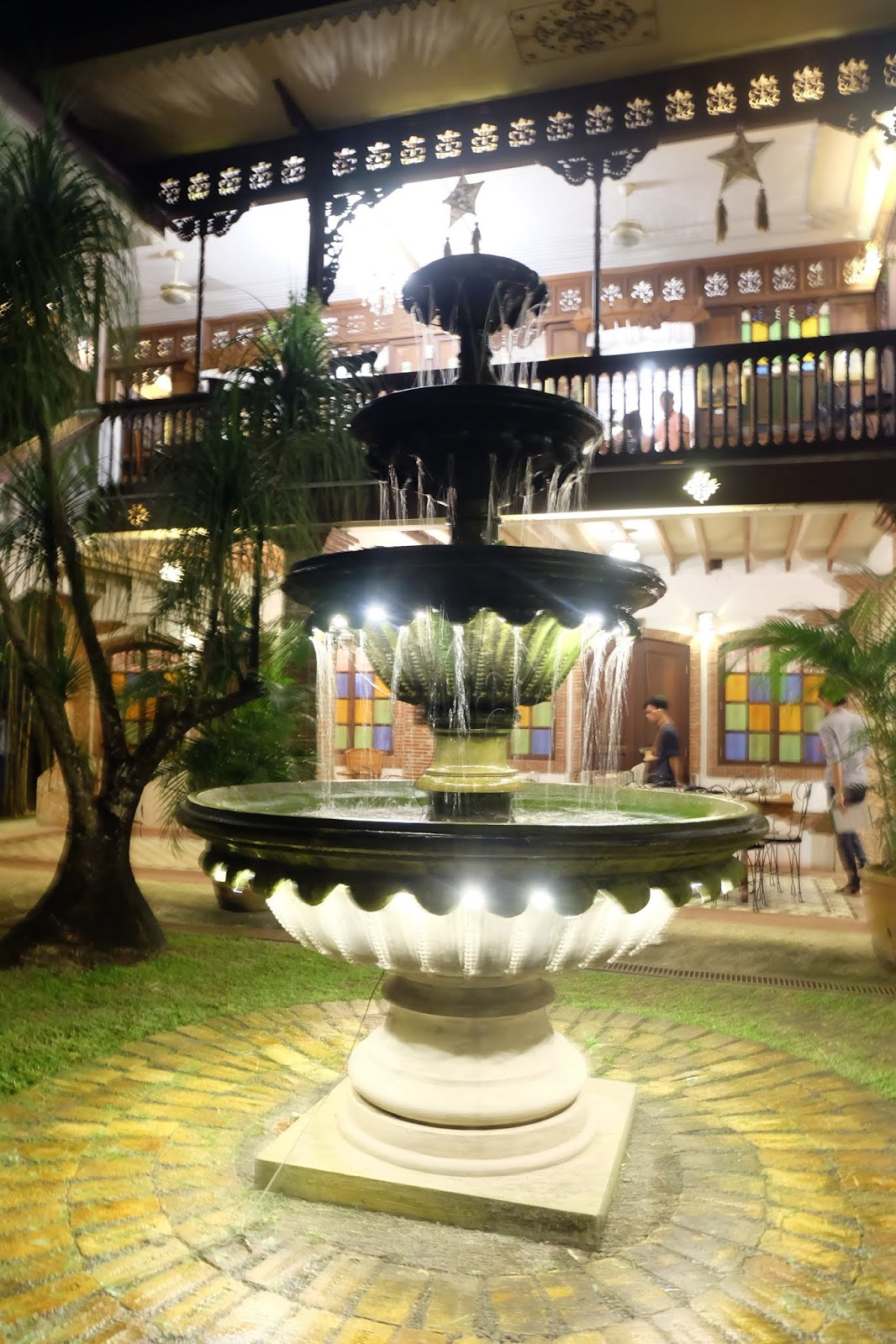 fountain at sulyap