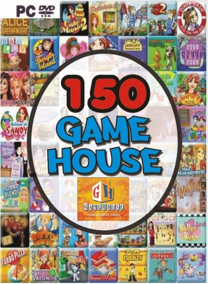 Game House 150 Games Free Download Full Version For Pc