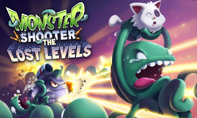 Monster Shooter: Lost Levels APK Mod 1.9 Dinero