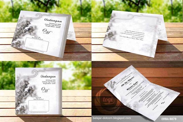 Download Desain Undangan Pernikahan Minimalis ERBA 8879 versi CorelDRAW, download blanko erba 8879, undangan minimalis murah, elegan, dan simpel, desain undangan pernikahan islami, desain undang pernikahan coreldraw, model undangan pernikahan dan harganya, download desain undangan pernikahan, contoh  undangan pernikahan unik dan murah, download desain undangan pernikahan, , download settingan blanko erba 8879 gratis, kartu undangan pernikahan erba 8879, jenis font untuk setting blanko undangan erba 8879.