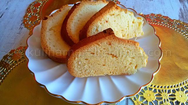 Златен кейк - рецепта